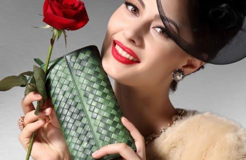 Thời trang ví nữ đẹp cầm tay hàng hiệu cao cấp