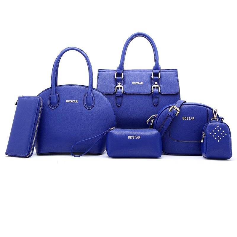 Bộ túi xách nữ 6 chiếc TU1518-1